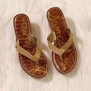 Sam Edelman | Romy Wedge Sandal Flip Flop SZ 6